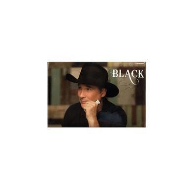 Clint Black Magnet- Clint w/ Harmonica