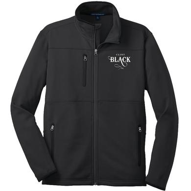 Clint Black Pique Fleece Jacket
