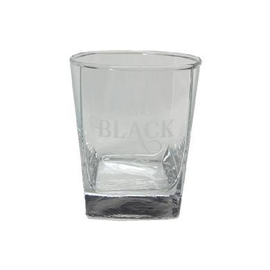 Clint Black Glassware