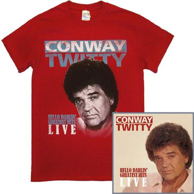 Conway Twitty Hello Darlin' Package