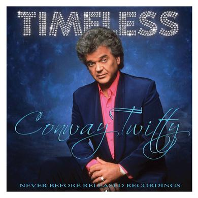 Conway Twitty CD- Timeless