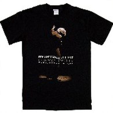 Conway Twitty BLACK Make Believe Musical Tee
