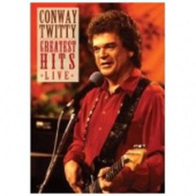 Conway Twitty DVD-Greatest Hits Live