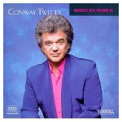 Conway Twitty CD- Greatest Hits 3