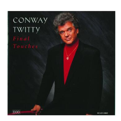 Conway Twitty CD-Final Touches