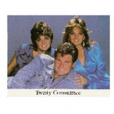 Conway Twitty 8x10 photo of Twitty Committee