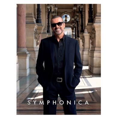 George Michael Symphonica Official Programme
