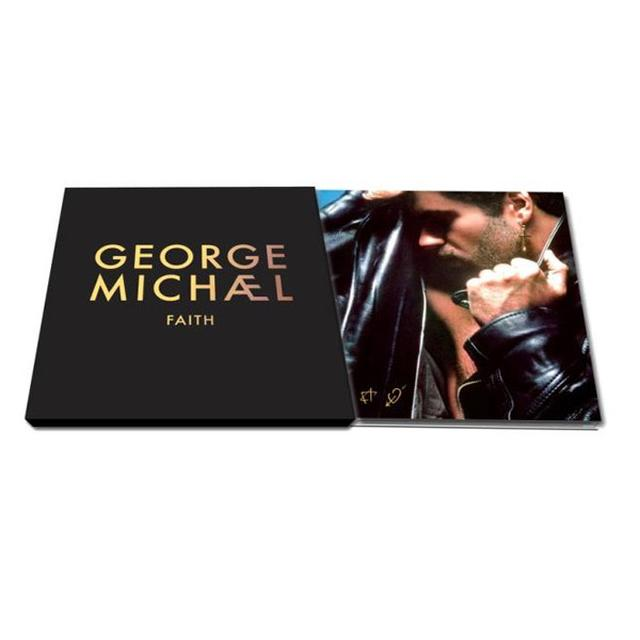George Michael Faith (2 CD/1DVD Special Edition) Original Recording Remastered