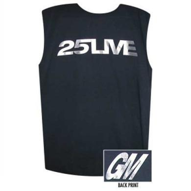 George Michael 25Live Muscle Tee