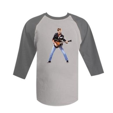 George Michael Faith Raglan Tee