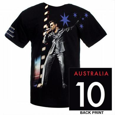 George Michael Australia Tour Tee
