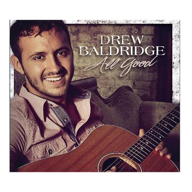 Drew Baldridge AUTOGRAPHED EP- All Good (Vinyl)