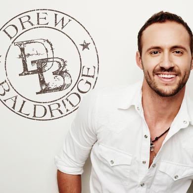 Drew Baldridge AUTOGRAPHED 8x10- White Shirt