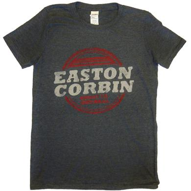 Easton Corbin About To Get Real Charcoal Tee