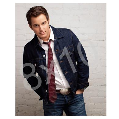 Easton Corbin  8x10- Denim Jacket