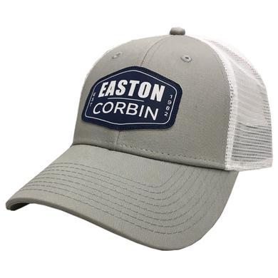 Easton Corbin Grey and White Ballcap