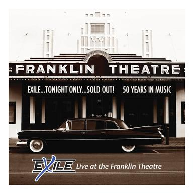 Exile CD- Live at the Franklin Theater