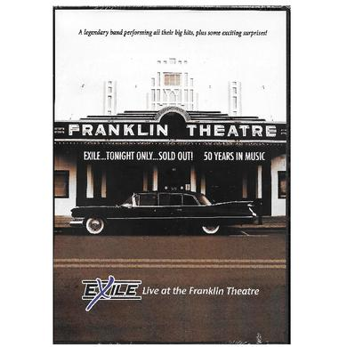 Exile DVD- Franklin Theater