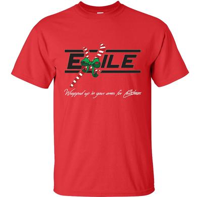 Exile Red Christmas Tee