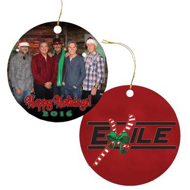 Exile 2016 Christmas Ornament