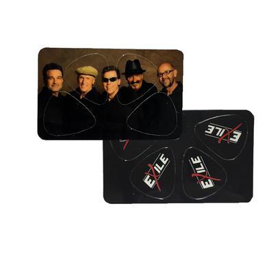 Exile Guitar Pick Card