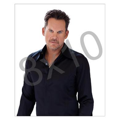 Gary Allan 2013 8x10- Black Shirt