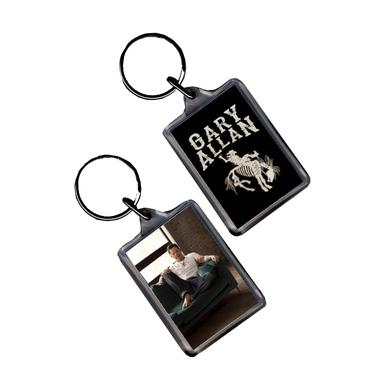 Gary Allan Keyring- Green Couch