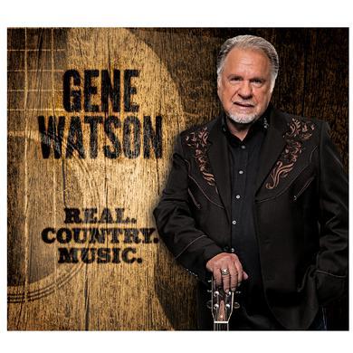 Gene Watson CD- Real. Country. Music