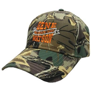 Gene Watson Real Country Music Camo Ballcap