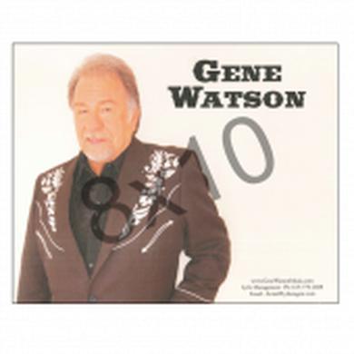 Gene Watson 8x10- Brown Jacket