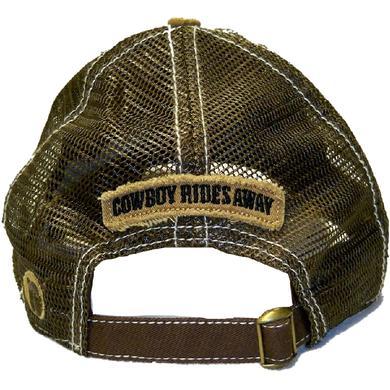 George Strait Brown Ballcap