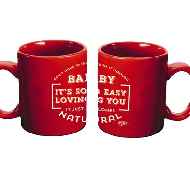 George Strait Red It Just Comes Natural Coffee Mug