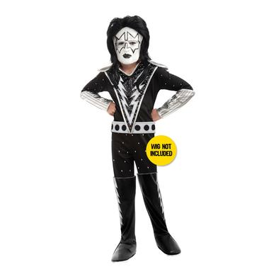 Childrens Spaceman KISS Costume