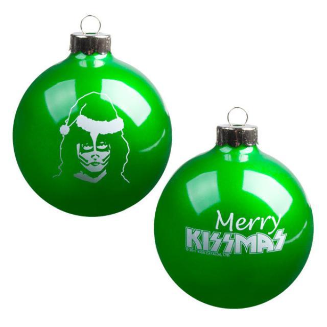 Merry KISSMAS Ornament