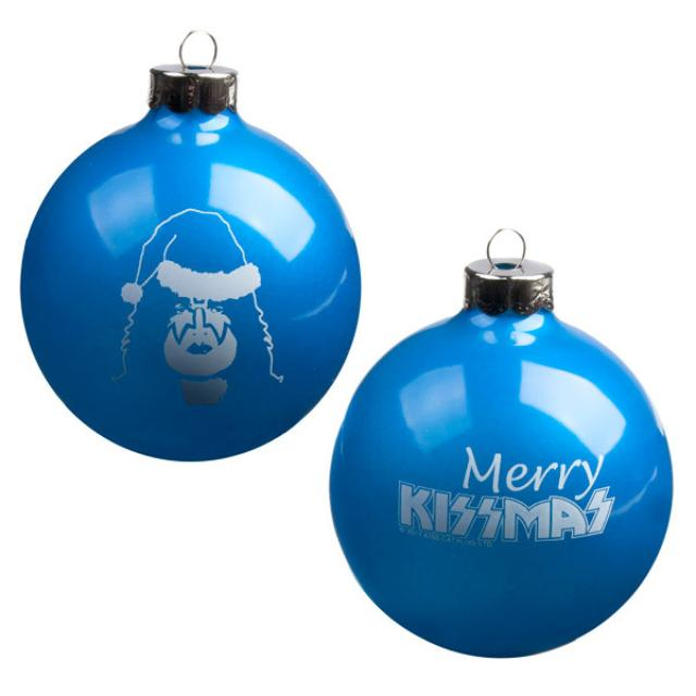 Merry KISSMAS Ornament