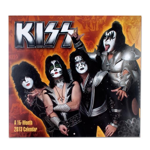 KISS 2013 Calendar