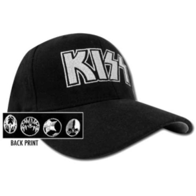 Exclusive - KISS Fitted Hat