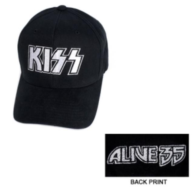 KISS Alive 35 Cap