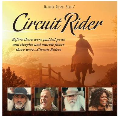 Guy Penrod Circuit Rider CD