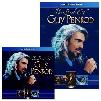 Guy Penrod Best Of DVD and CD Bundle