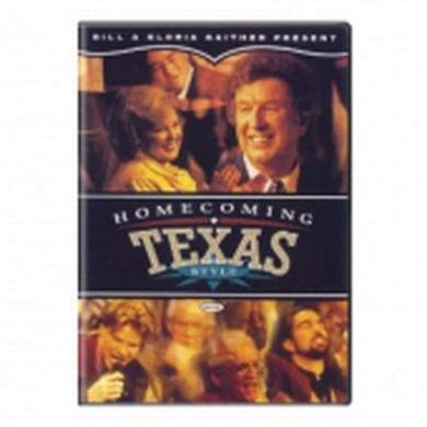 Guy Penrod Gaither Homecoming Texas Style DVD