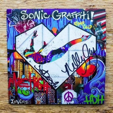 High Dive Heart Sonic Graffiti AUTOGRAPHED EP (Vinyl)