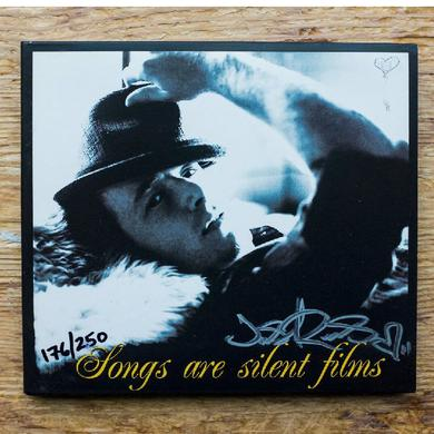 High Dive Heart Songs Are Silent Films by Jason Reeves AUTOGRAPHED EP (Vinyl)