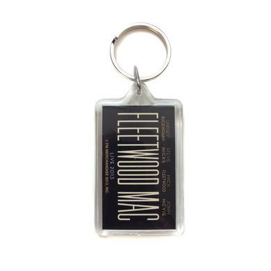 Fleetwood Mac Logo Keychain