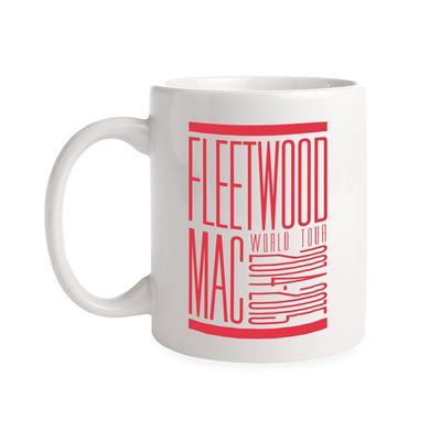 Official Fleetwood Mac World Tour Mug