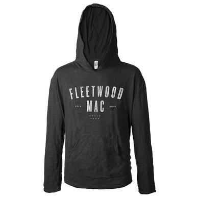 Fleetwood Mac World Tour Long Sleeve Hooded Tee