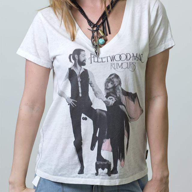 Fleetwood Mac Rumors V-neck