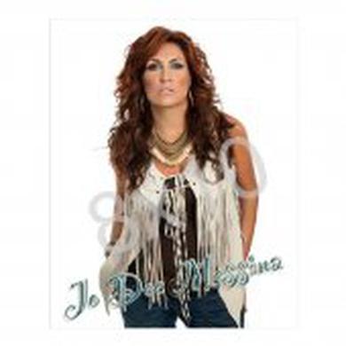 Jo Dee Messina JoDee Messina 8x10- White Vest