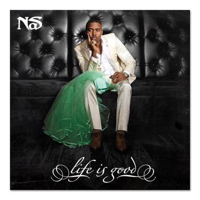 Nas Life Is Good - Deluxe Edition CD