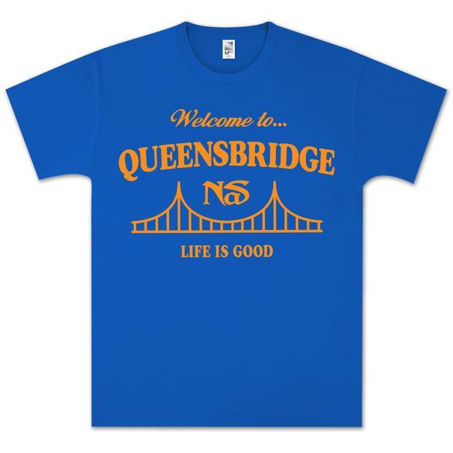 Nas Queensbridge T-Shirt